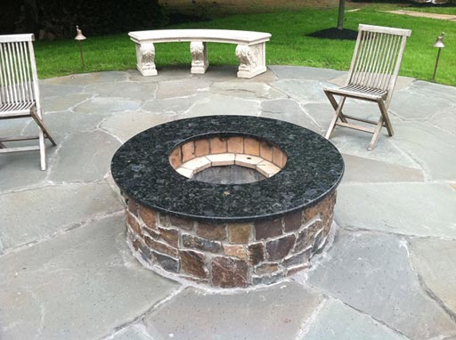 Fire Pit – Patio