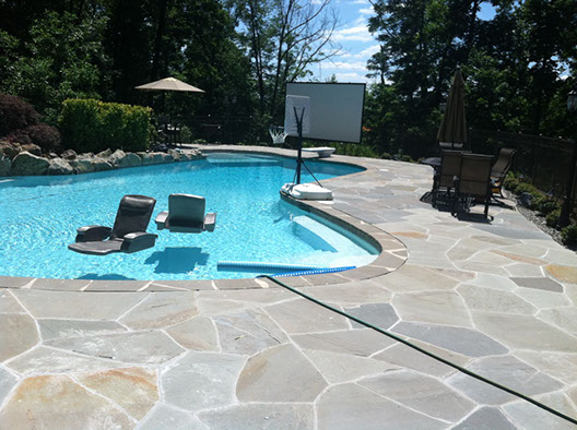 Bluestone Pool