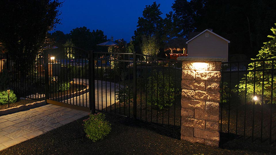 Outdoor lighting landscape lighting outdoor lights low voltage outdoor lights aloadofball Image collections