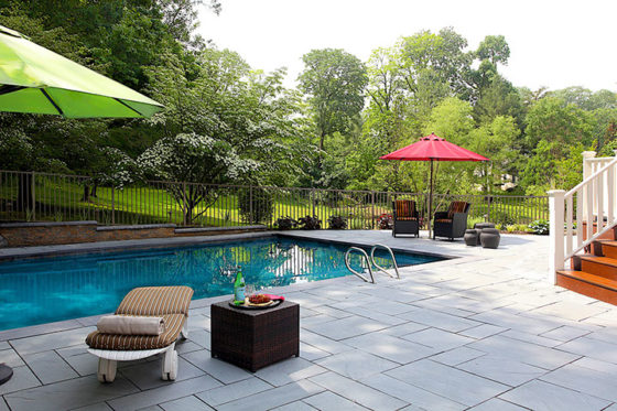 Pool Deck Design