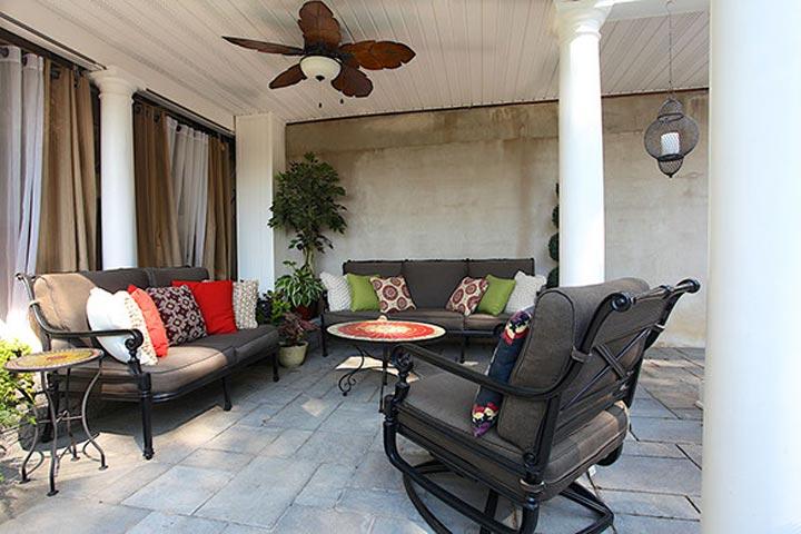 paver patio outdoor living, pennington, nj