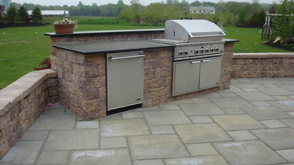 Built in Grills, BBQ Island, built in grill, outdoor ... on Built In Grill Backyard id=54662