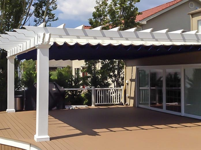 canopy open
