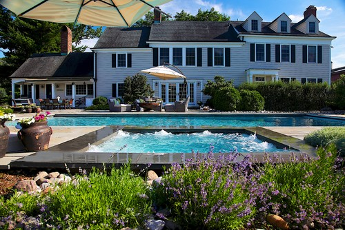 Photo by Greenview Designs, LLC - Look for pool design inspiration