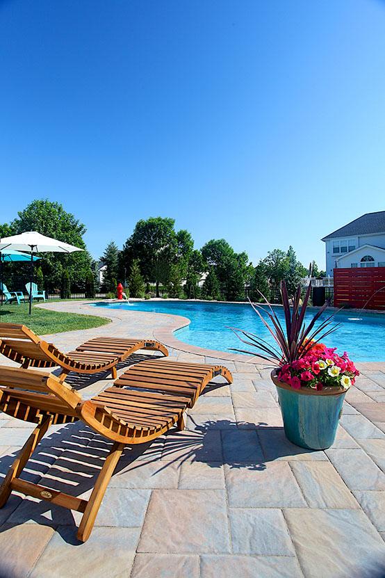 Freeform Pool