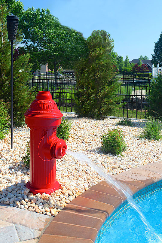 FIRE HYDRANT POOL