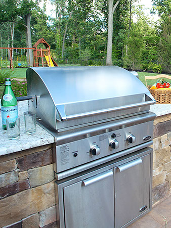 Built in Grills, BBQ Island, built in grill, outdoor kitchen, outdoor grill island, custom bbq