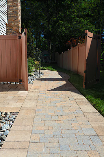 Paver Walk Ways