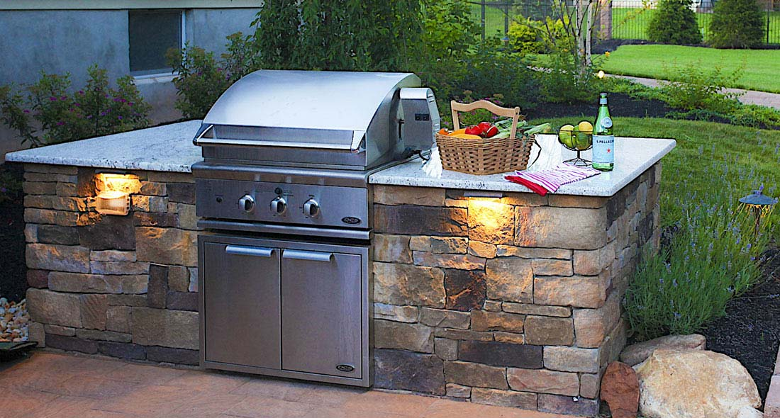 Somerset County DCS Outdoor BE1 Grill