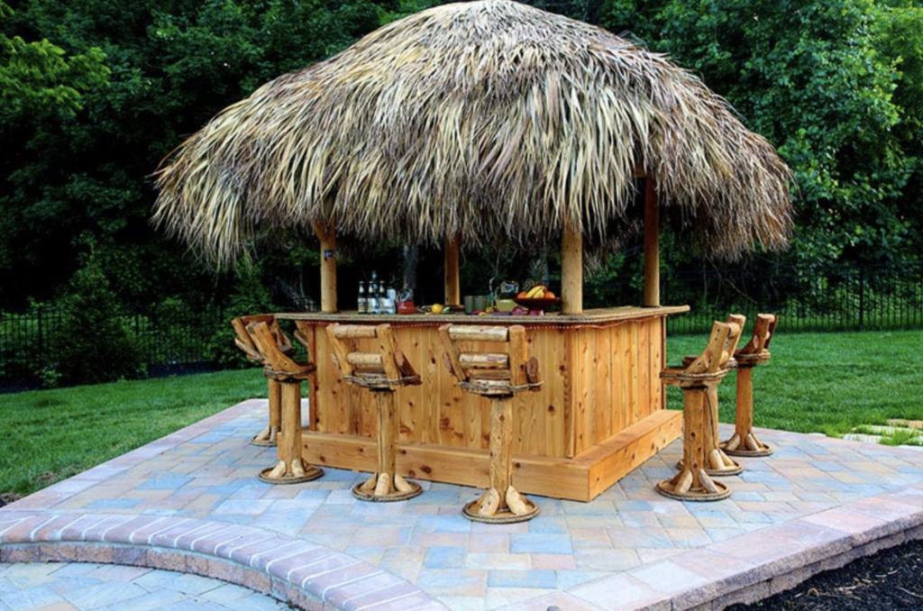 Somerset County Outdoor Bars