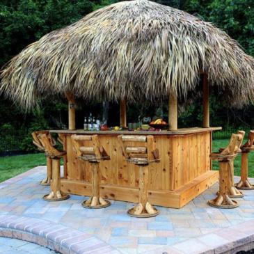 Somerset County Outdoor Bar