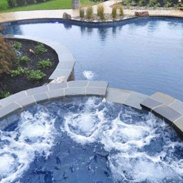 Mercer County Gunite Pools