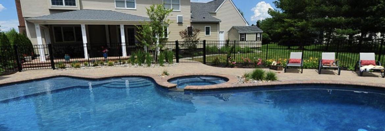 Hunterdon County Pool Builder