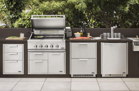 Mercer County Outdoor Kitchens