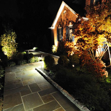 Somerset County Landscape Lighting