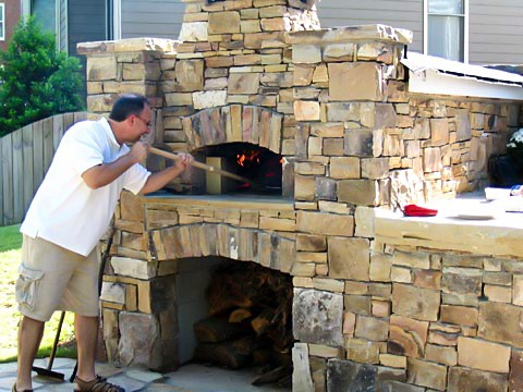 Hunterdon County Outdoor Pizza Ovens