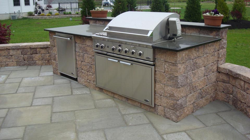 Somerset County DCS Outdoor BH1 Grill